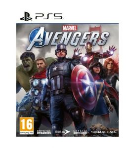 Cenega Gra PS5 Marvels Avengers