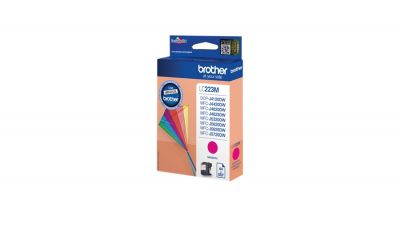 Brother LC-223M inkoust magenta, 600 str